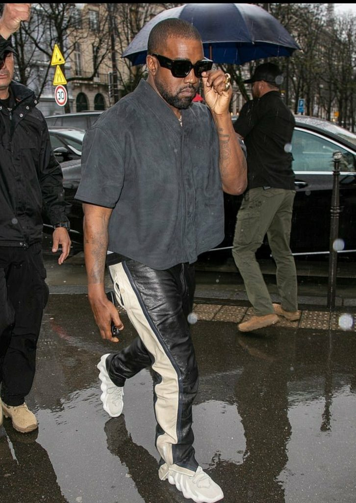 Kanye West's New Yeezy 450 Shoes Sell Out In Under A Minute