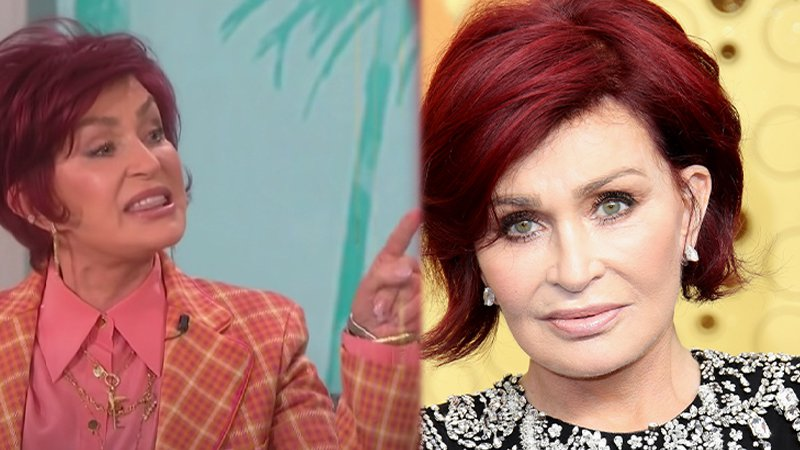 Sharon Osbourne has shared her apology after defending Piers Morgan following his departure from Good Morning Britain.