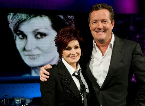 Sharon Osbourne issues apology after emotional defence of Piers Morgan