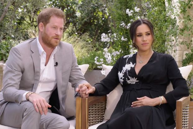 Meghan says royal palace had 'concerns' about how dark Archie's skin might be