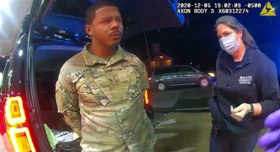 Virginia Cop Joe Gutierrez Fired After Pepper-Spraying Black Army Lt. Nazario