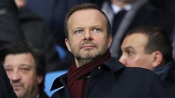 Woodward resigns as Manchester United executive vice-chairman