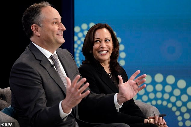Vice president Kamala will FINALLY move into the official residence