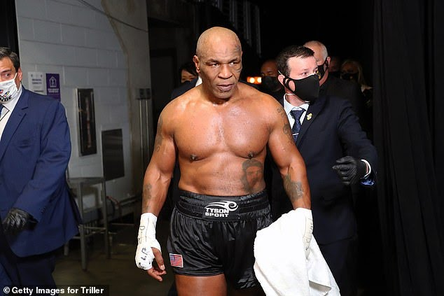 Mike Tyson claims he will fight Lennox Lewis