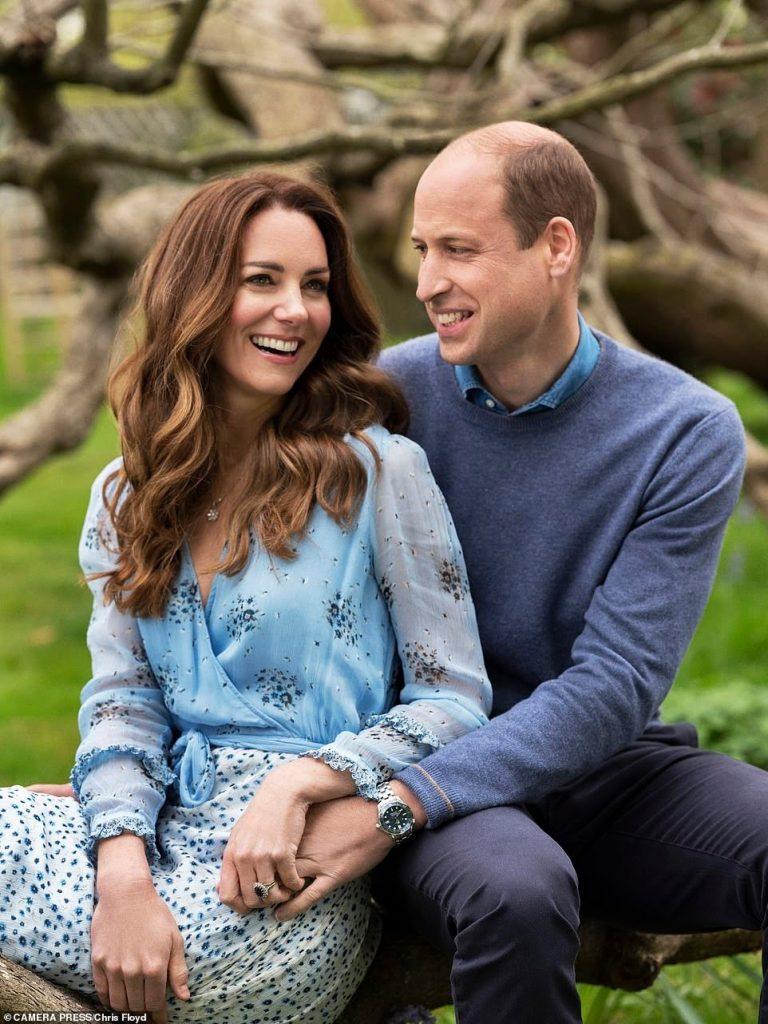 Prince William and Kate Middleton tenth wedding anniversary