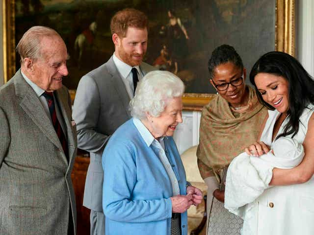 Prince Harry and Meghan Markle Pay Tribute to Prince Philip on the Archewell Website