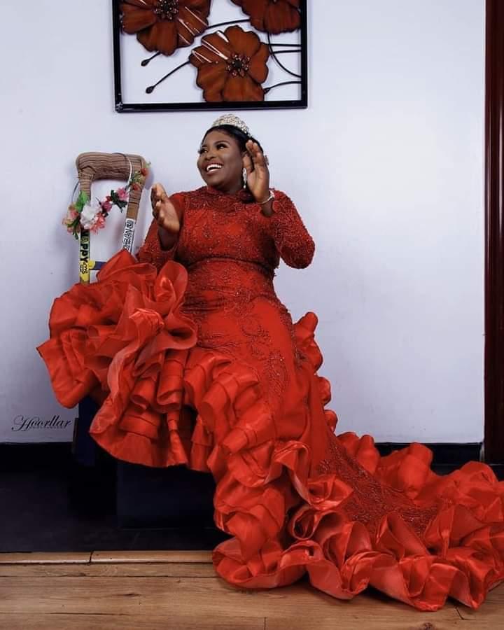 Nigerian Amputee Mary Daniels