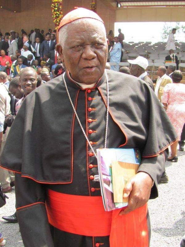 Archbishop emeritus Christian Cardinal Tumi dies at 91