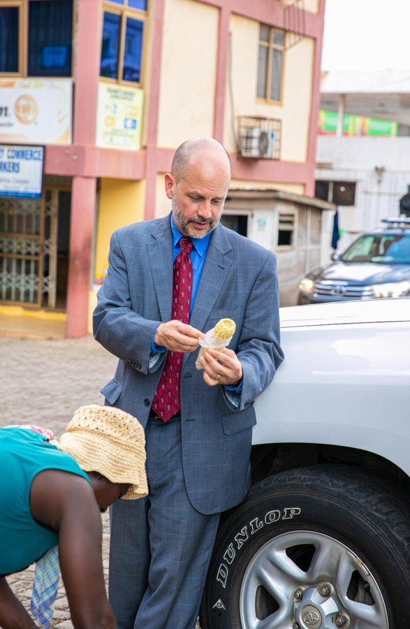 Meet Christopher John Lamora, Nominee for Ambassador to the Republic of Cameroon