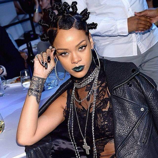 Singer Rihanna Marched at a Stop Asian Hate Rally in New York City