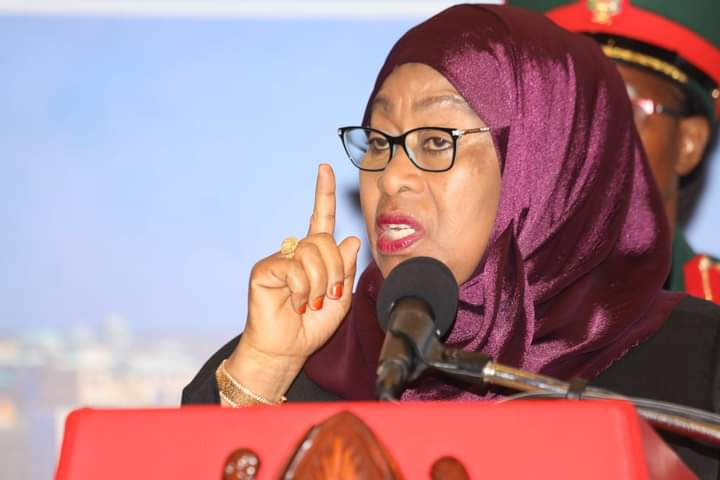 President Samia Hassan announces plans to appoint Covid-19 advisory panel in Tanzania.