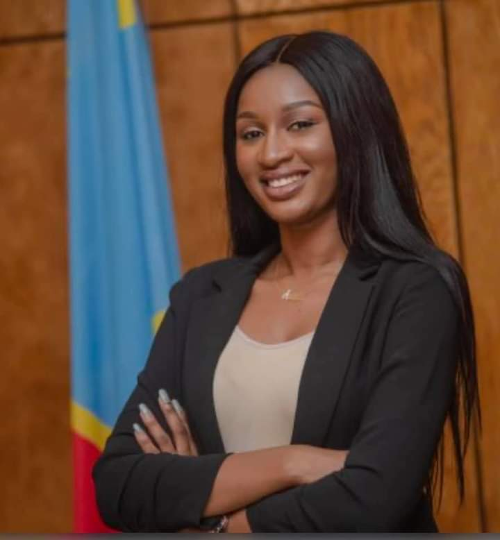 Meet a 28 year old Aminata Namasia, the Deputy Minister of Primary