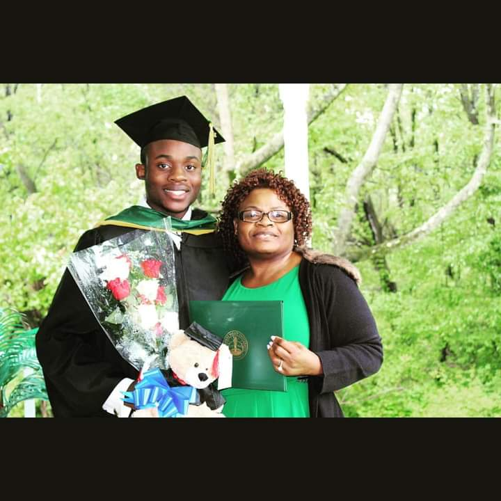 29-year old Cameroonian-American accused of killing his mother Gladys Mopecha in San Tan Valley, Arizona