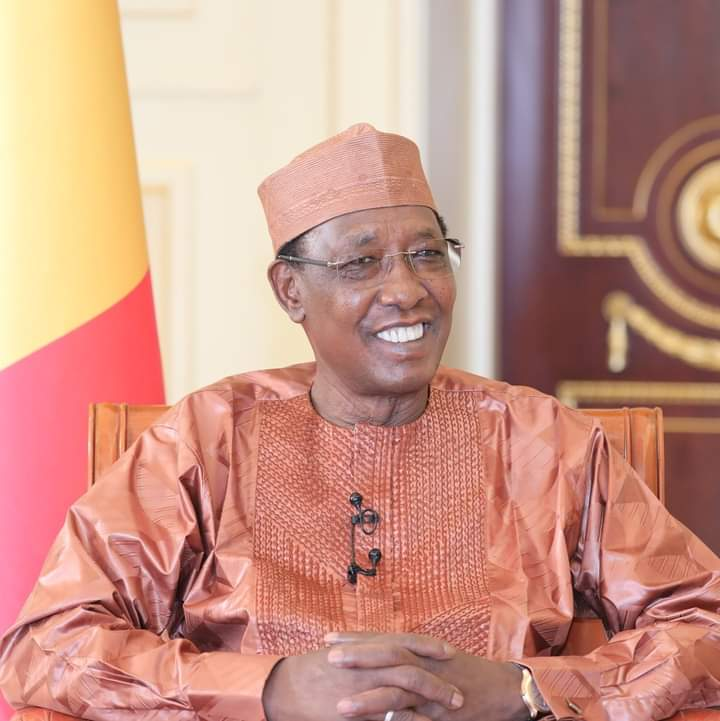 President Salva Kiir declares three days of mourning for Chad's President late Idriss Deby