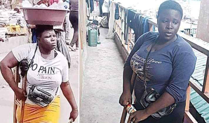 Lagos Govt Uncovers Lies By Amputee Hawker Mary Daniel, Withholds N25m Donation