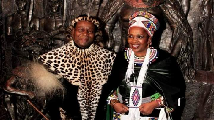 Her Majesty Queen Shiyiwe Mantfombi Dlamini-Zulu has passed away