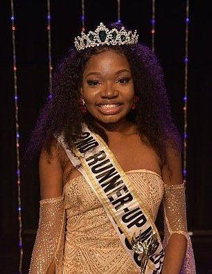 Nigerian beauty queen PhD student, 24, is shot dead sitting in her car
