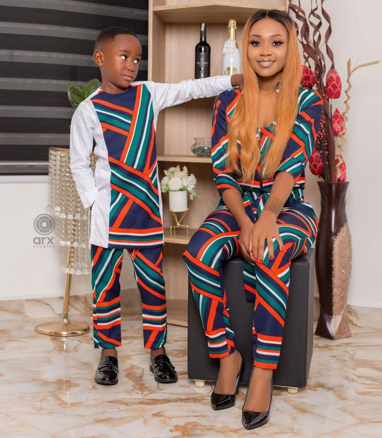 Ghanaian Actress Akuapem Poloo convicted for taking nude photos with son