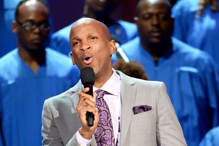 American Gospel Singer, Donnie McClurkin: I might end up being alone because of my sexuality