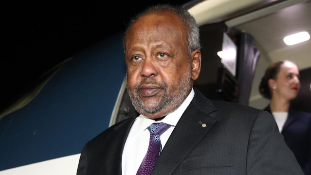 Ismail Omar GuellehRe-elected For A Fifth Term As Djibouti's President
