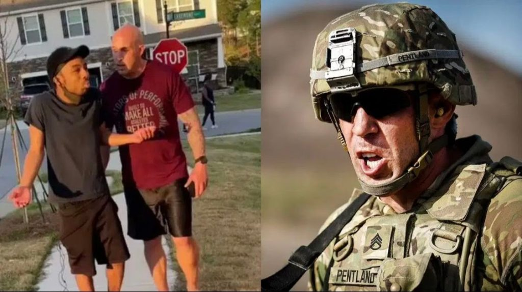 Army sergeant arrested and charged for assaulting Black man