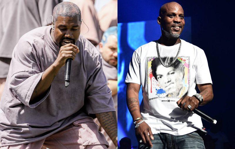 Kanye West And Balenciaga Raise $1 Million For DMX Family