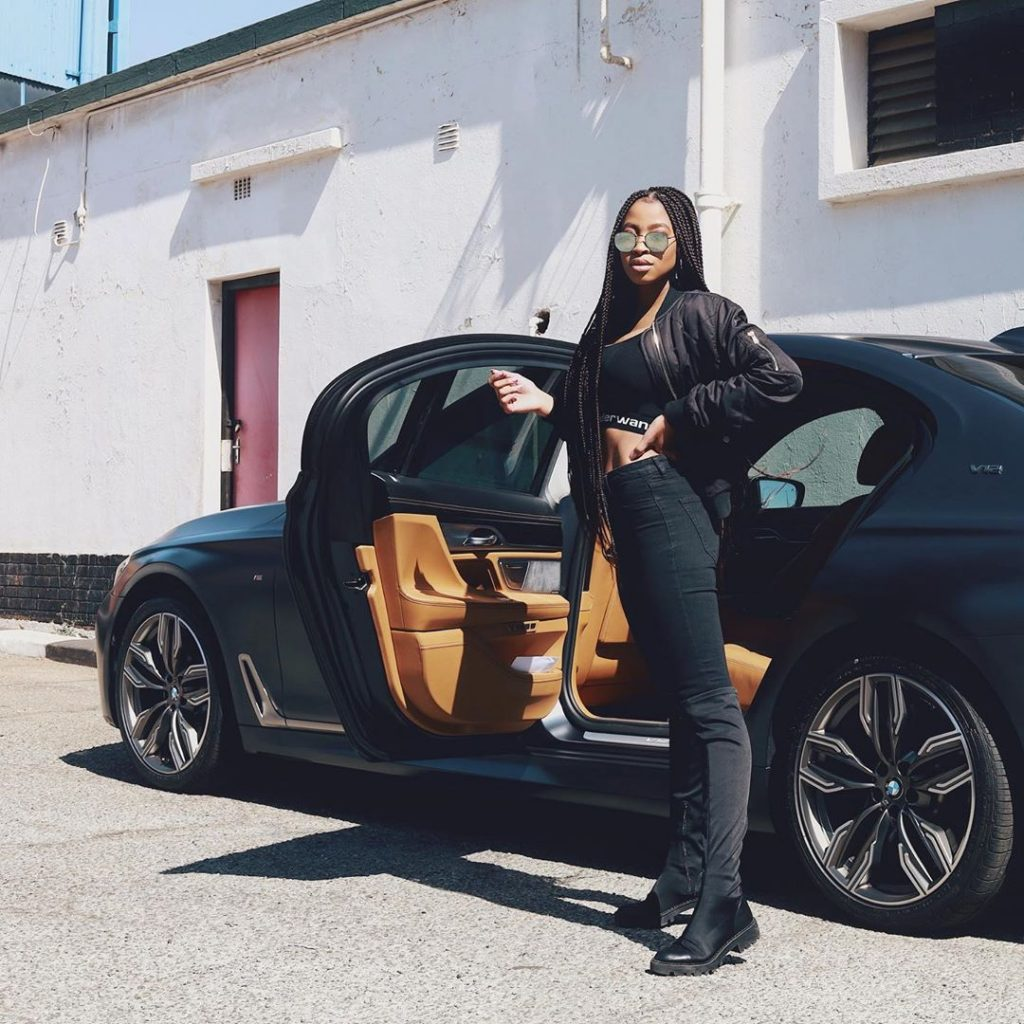 South African Police are investigating the death of rapper AKA's fiancée Anele Tembe