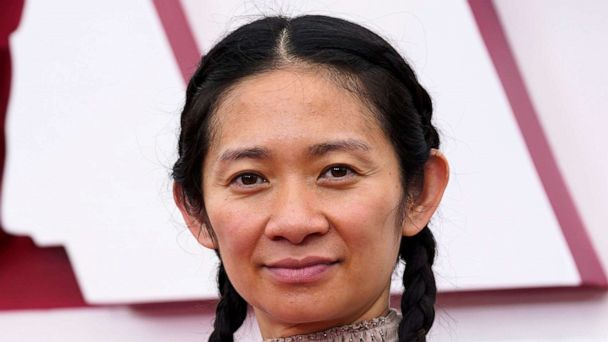 Chloé Zhao becomes the first woman of color to win best director