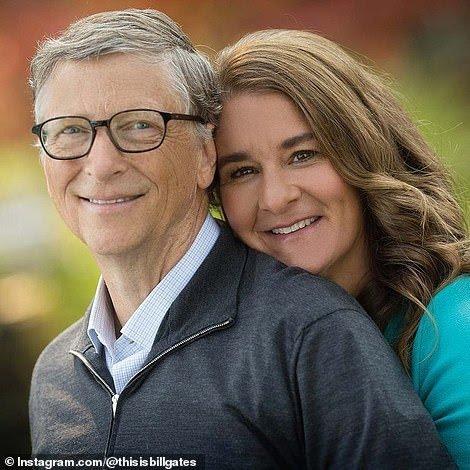 Bill Gates to divorce Melinda
