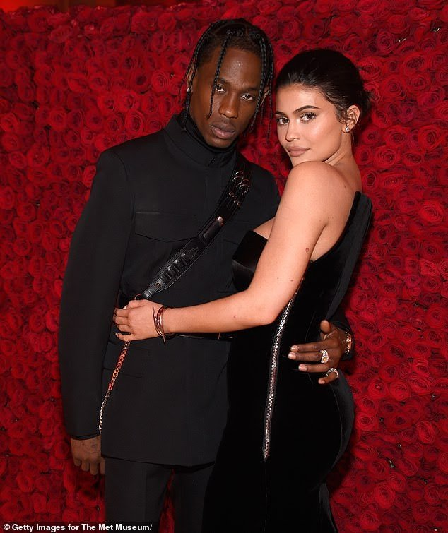 Fans are pretty convinced Travis Scott and Kylie Jenner's trip