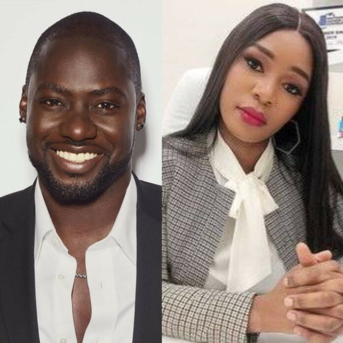 US-based Ghanaian actor Chris Attoh has tied the knot for the third time