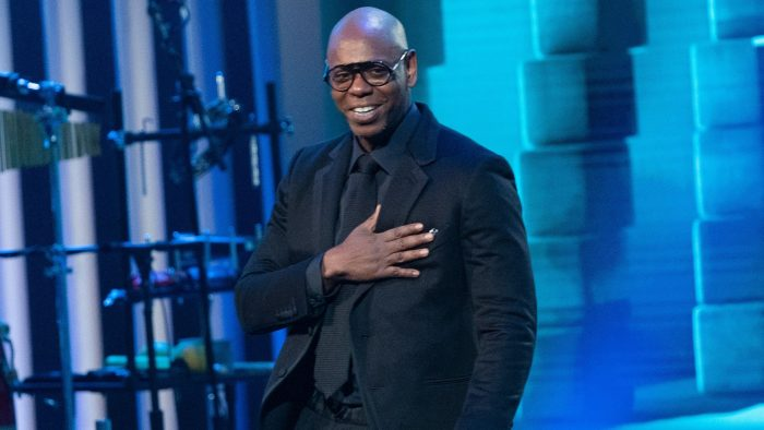 American comedy legend Dave Chappelle next career move Nollywood