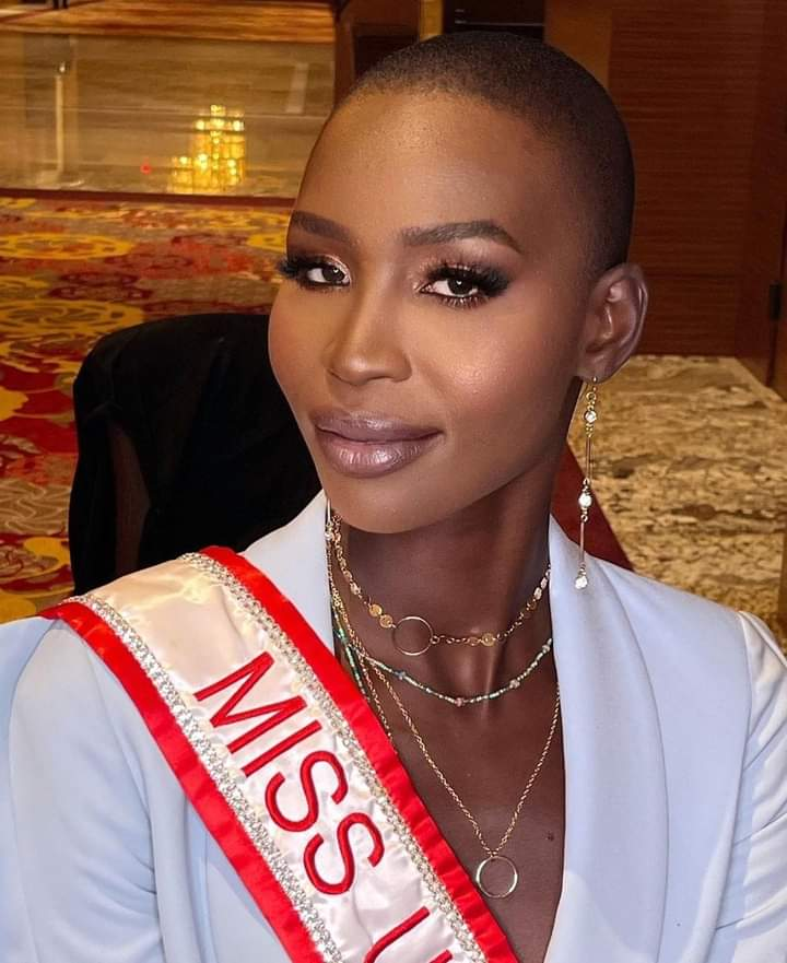 Miss Universe Canada 2020 Nova Stevens