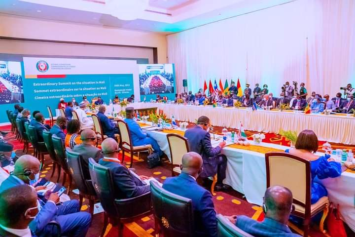 West African countries in huddle over situation in Mali