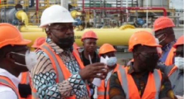 Replacement of Chinese engineers with Ghanaian engineers