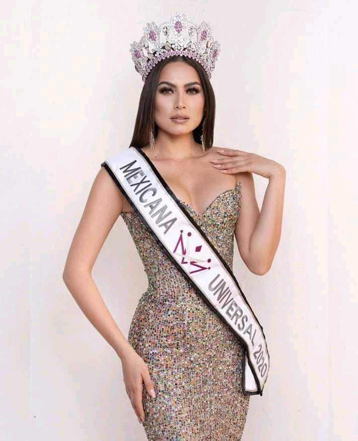 Mexico's Andrea Meza crowned Miss Universe.