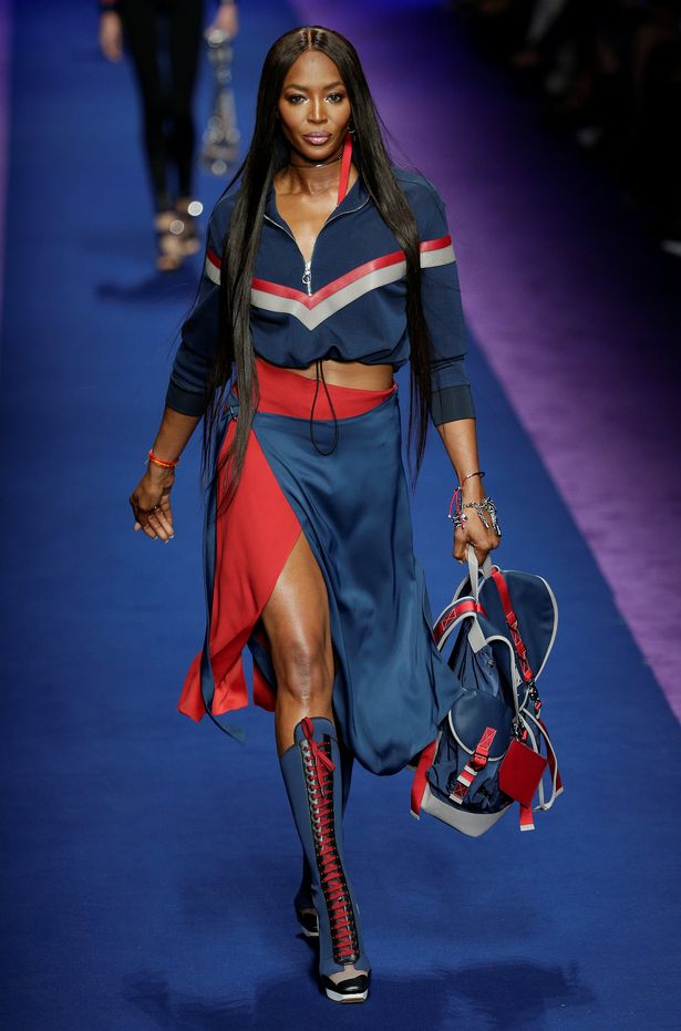 Naomi Campbell becomes mum for first time