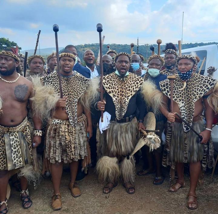 Zulu Nation, His Majesty King MisuZulu
