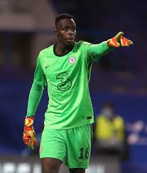 Édouard Osoque Mendy becomes first African goalkeeper to win Champions League