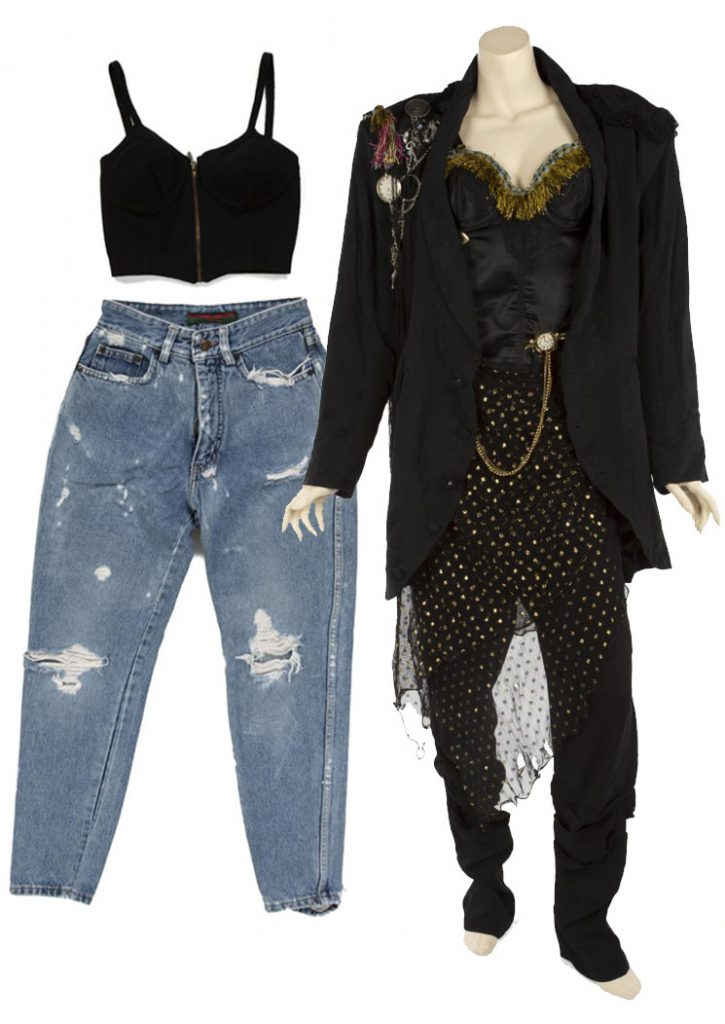 Janet Jackson's 'Scream' Outfit Sells for $125,000 at Auction