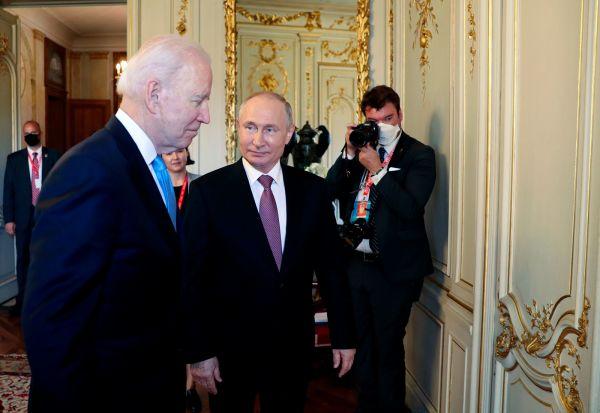 Putin says Biden summit was 'quite constructive