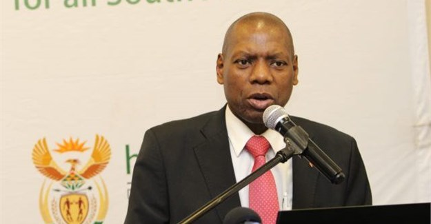 South Africa's Health Minister Zweli Mkhize put on leave