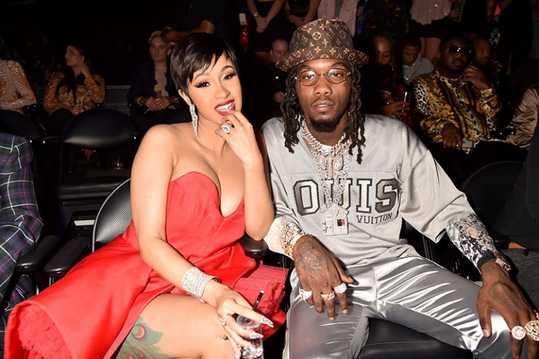 American rapper Offset says Cardi B loves his other