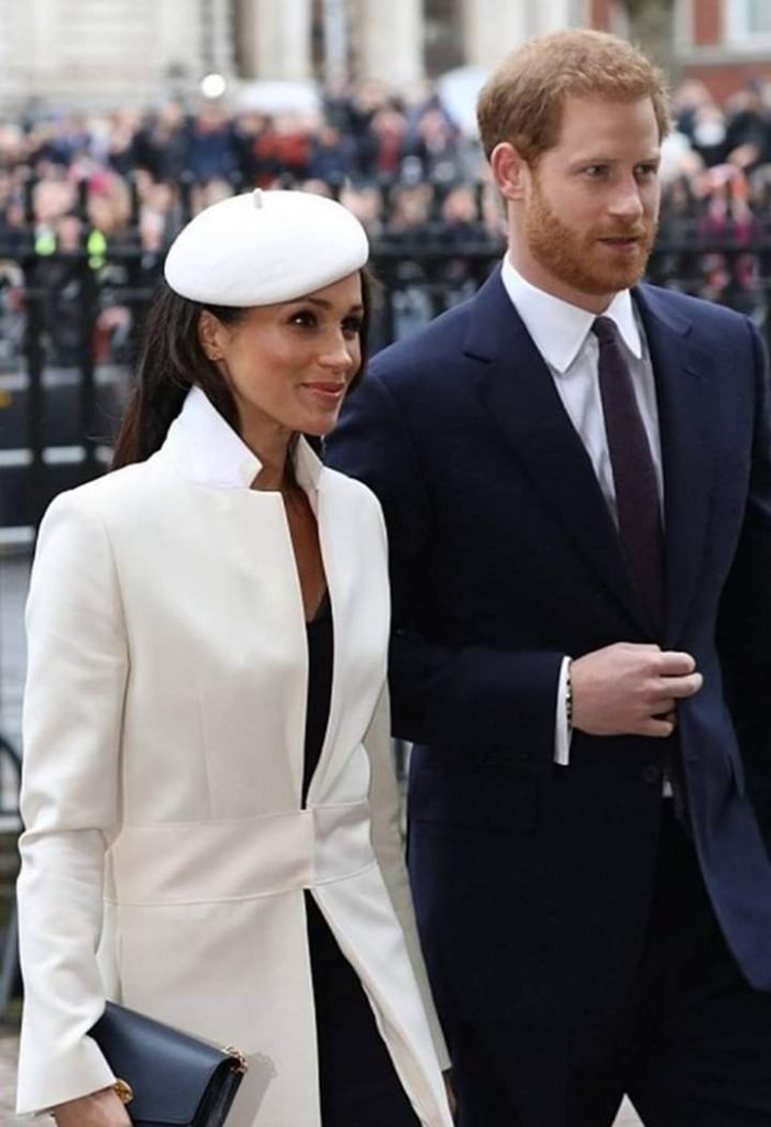 Prince Harry and Meghan, the Duke and Duchess of Sussex, are now parents of two.
