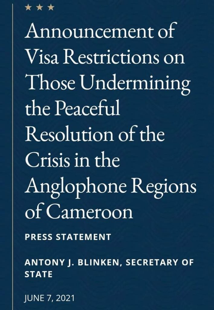 Crisis in the Anglophone