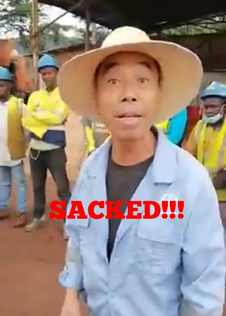 Update on Sierra Leonean safety officer Santigi Momoh and Chinese worker