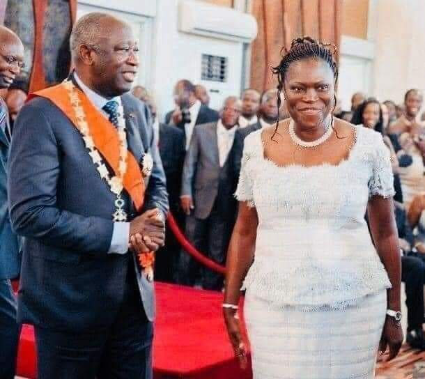 Laurent Gbagbo officially flies for Divorce