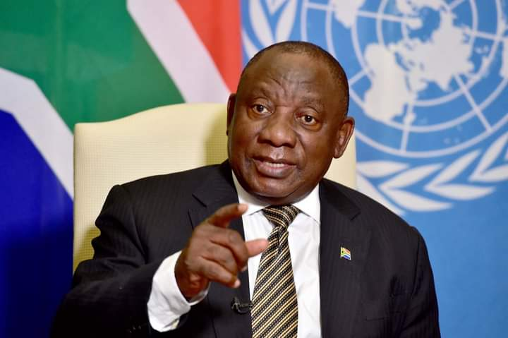 President Cyril Ramaphosa appointed as the African Union Champion on COVID-19