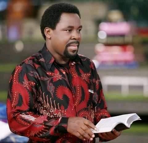 NIGERIAN PROPHET TB JOSHUA DIES AT 57