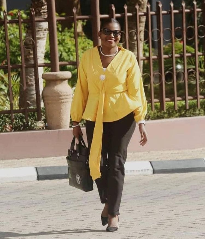 Tanzanian MO Condester Sichwale, kicked out of Parliament